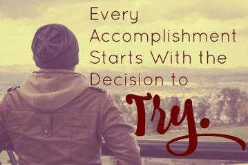 small accomplish
